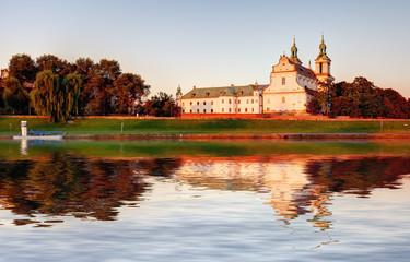 Fototapeta Kraków Cathedral Na Skalce in Krakow