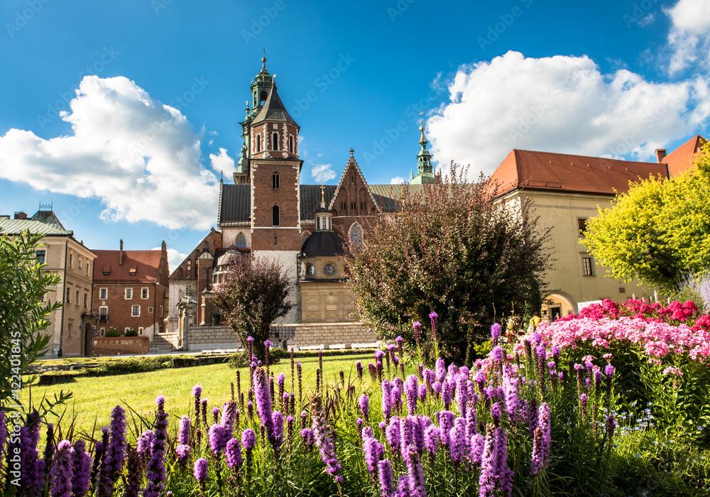 Fototapety, obrazy: Katedra Wawelska w Krakowie