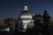 California State Capitol Dome ...