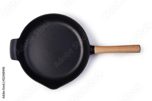 Fotografie, Obraz  iron frying pans