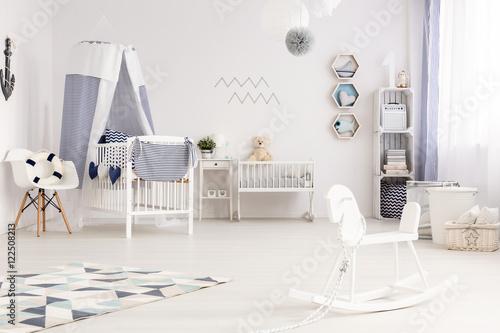 Fotografia  Nautical baby style
