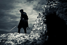 Warrior In Forgotten Place