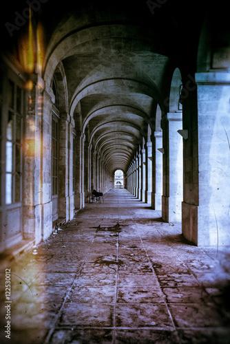 Cuadros en Lienzo Arches mystérieuses