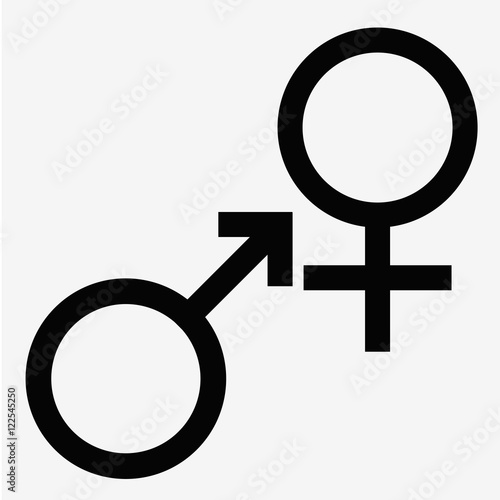 Man And Lady Toilet Sign Male Female Symbols Buy This Stock Vector