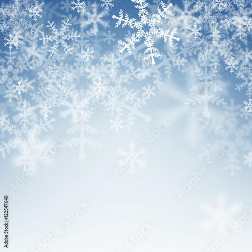 snowflake texture decorative winter background buy this stock