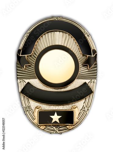 Valokuva  Police Badge