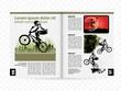 Open Magazine, vector Illustration.