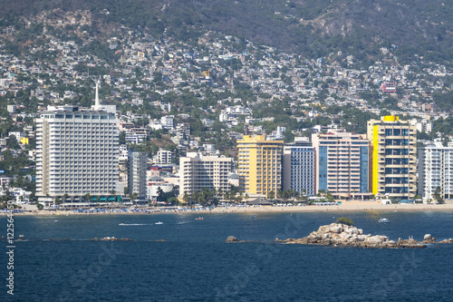 Fotografija  Acapulco city