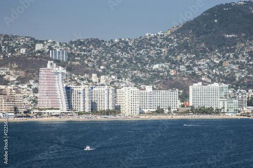 Fotografija  Skyscrapers in Acapulco