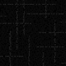 Code Texture Background