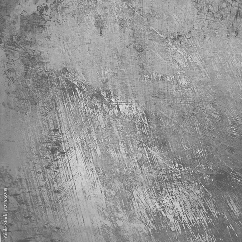 Obraz scratched metal plate - fototapety do salonu