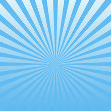 Vector Blue Striped Background.