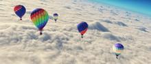Hot Air Balloon O