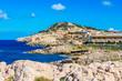 View of Cala Rajada, Majorca