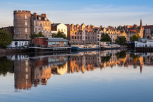 Sunset In The Shore, Leith, Ed...