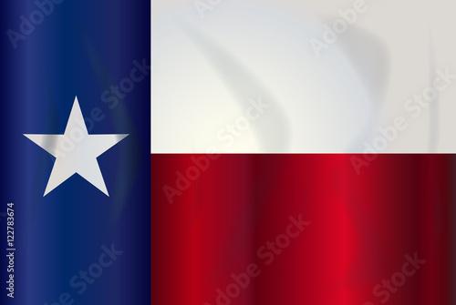 Foto op Plexiglas Texas State Flag Of Texas