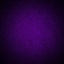 Elegant Royal Purple Background With Black Grunge Vignette Borders