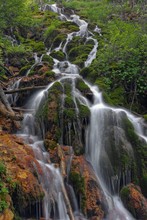 Glenwood Canyon Waterfall