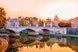 Ewige Stadt Rom, Italien, Panorama