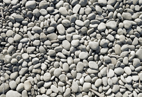 Fotografía  pebbles background texture