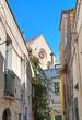 Alleyway. Acquaviva delle fonti. Puglia. Italy.