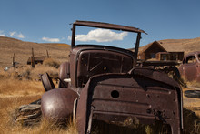 Surreal Clouds At Bodie 2016