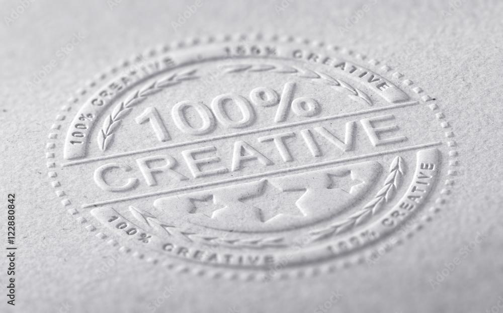 Fototapeta Creative Graphic Design