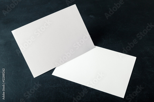 Backed paper blank business cards on the stack buy this stock backed paper blank business cards on the stack reheart Gallery