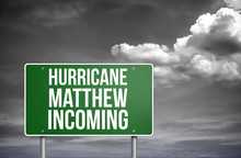 Hurricane Matthew Incoming