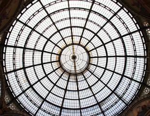 FototapetaGalleria Vittorio Emanuele II, milan, italy