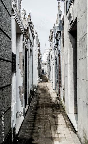 Cementery Passage