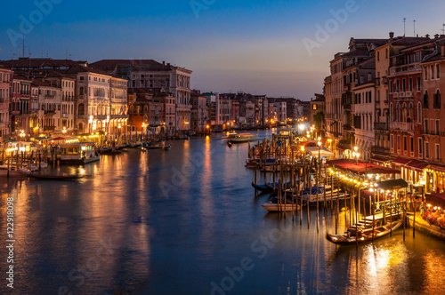 Fototapety, obrazy: The Grand Canal