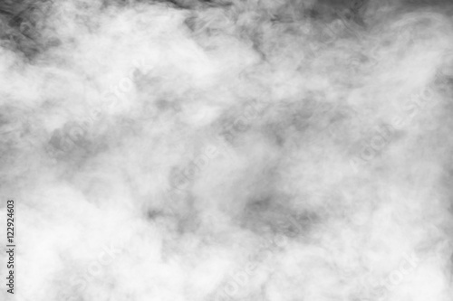 Poster Fumee Abstract blurred background. Movement of smoke for background.