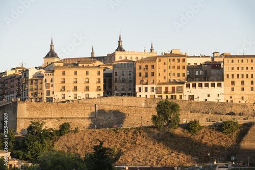 Fototapety, obrazy: Toledo (Spain): cityscape