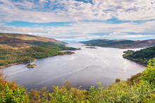 Loch Riddon And Isle Of Bute, ...