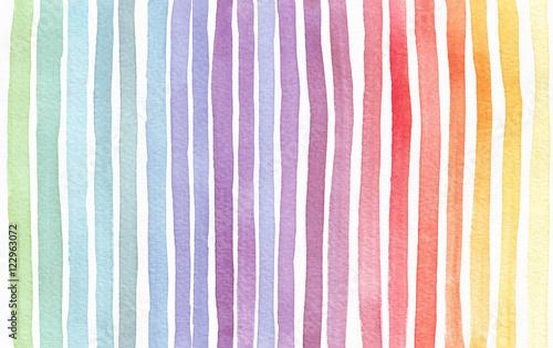 Stoffe zum Nähen Gradient bespritzt Regenbogen Hintergrund, Hand mit Aquarell Tusche gezeichnet. Bemalte Musterdesign, gut für die Dekoration. Unvollkommene Abbildung. Helle Pastellfarben.
