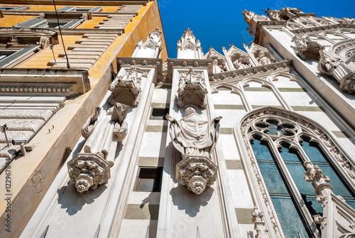 Fotografering  Chiesa del Sacro Cuore del Suffragio, chiesa gotica a Roma