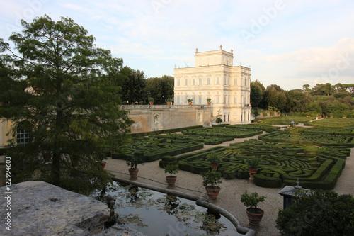 Fotografie, Obraz  The Casino del Bel Respiro and its secret gardens