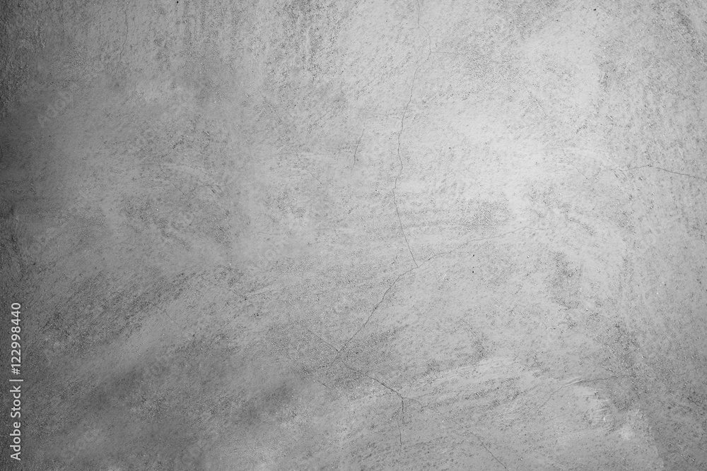 Fototapeta Old cement wall. Concrete texture background with empty space fo