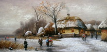 Painting Old Winter