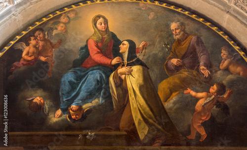 Valokuva  BRESCIA, ITALY - MAY 22, 2016: The painting St