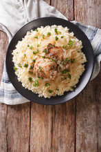Yassa Chicken With Onions And ...
