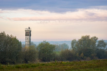 Watchtower At The Former Inner German Border