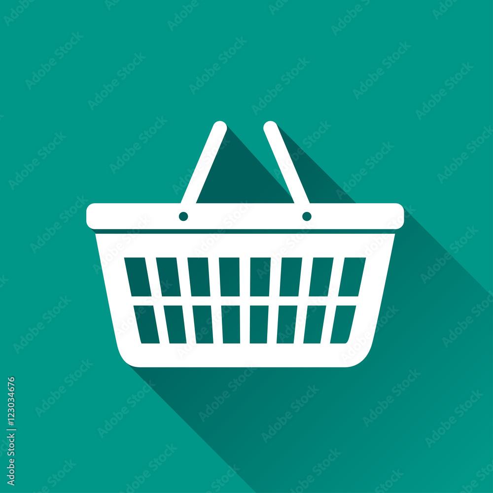 Fotografie, Obraz  basket icon design