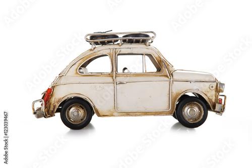 Retro toy car © Milos Tasic