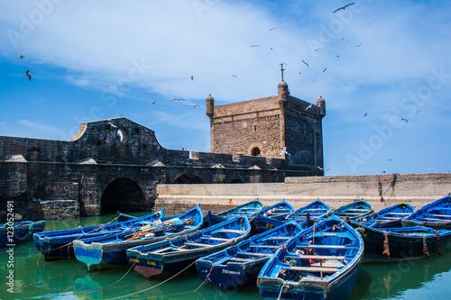 Plakat Wieża strażnicza Essaouira