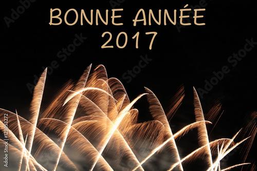 Fotografie, Obraz  Happy new year 2018