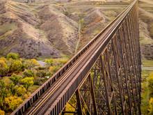 Lethbridge Viaduct, High Level...