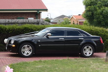 2007 Chrysler 300c Wedding Sid...
