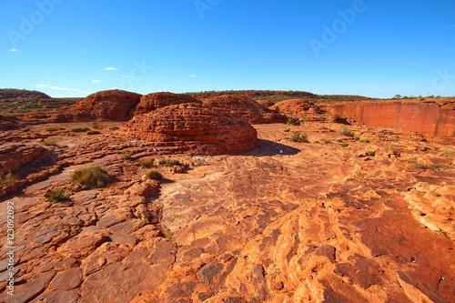Foto op Canvas Australië Kings Canyon, Australia